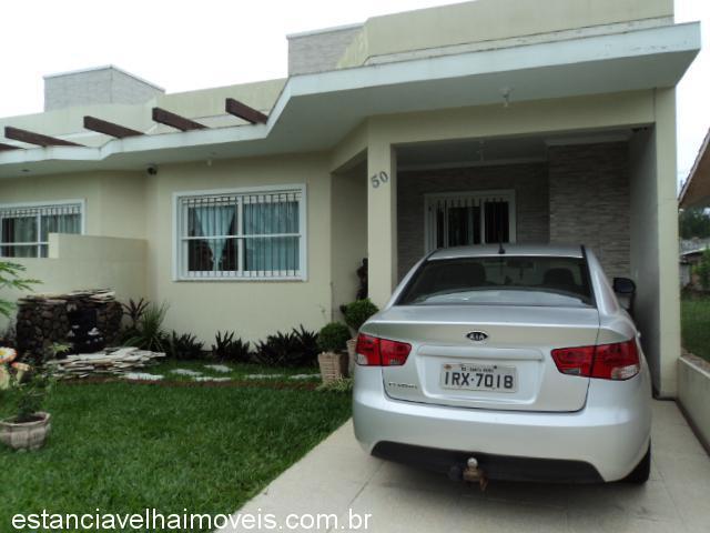 Casa 2 Dorm, Nova Tramandaí, Nova Tramandaí (310996)