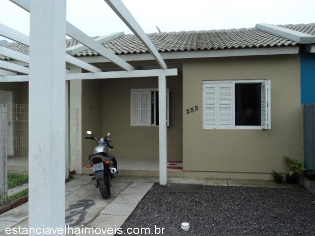 Estância Velha Imóveis - Casa 2 Dorm (315182)