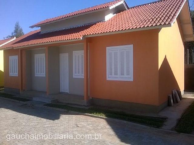 Casa 2 Dorm, Berto Cirio, Nova Santa Rita (106285) - Foto 1