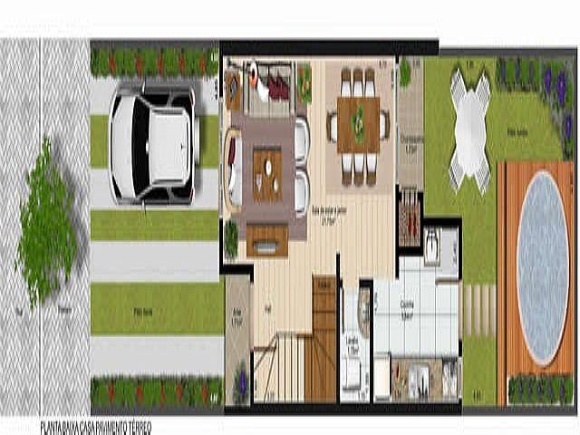 Casa 2 Dorm, Berto Cirio, Nova Santa Rita (11172) - Foto 2