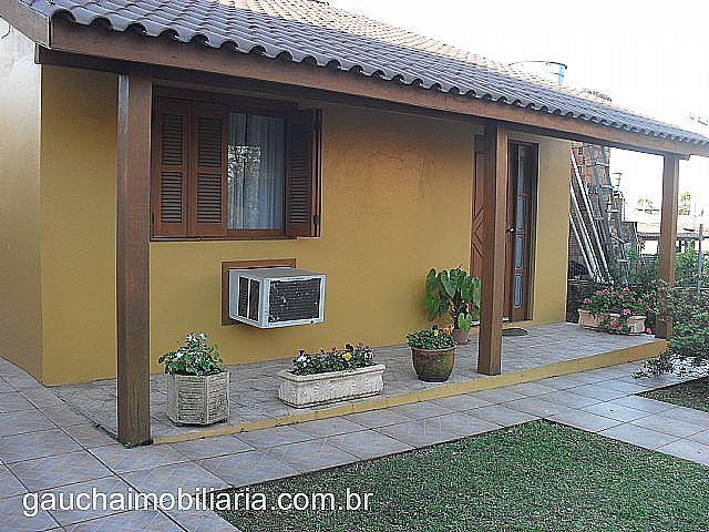 Casa 2 Dorm, Floresta, Nova Santa Rita (120649)