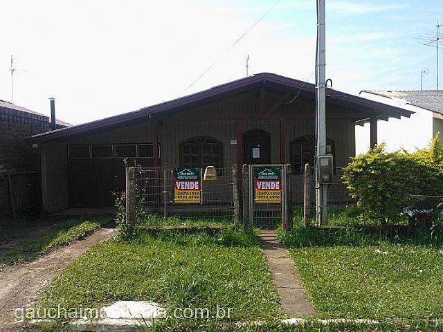 Casa 3 Dorm, Centro, Nova Santa Rita (167740)