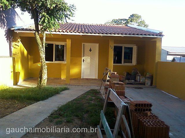 Gaúcha Imobiliária - Casa 2 Dorm, Maria José