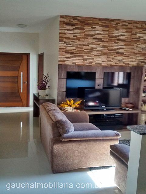 Casa 3 Dorm, Centro, Nova Santa Rita (253077)