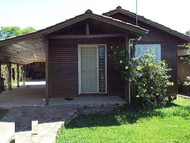 Casa 5 Dorm, Centro, Nova Santa Rita (25990)