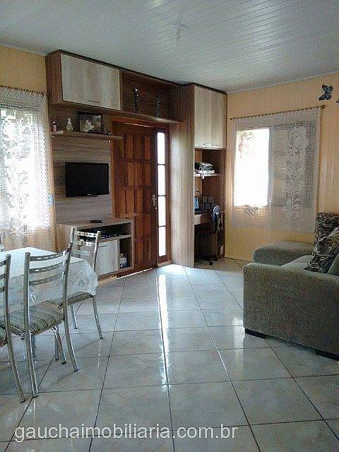 Casa 2 Dorm, Califórnia, Nova Santa Rita (272824) - Foto 3
