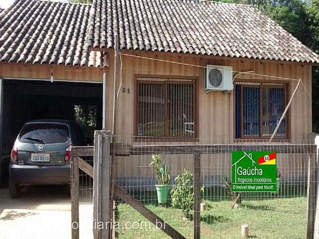 Casa 2 Dorm, Berto Cirio, Nova Santa Rita (278833)