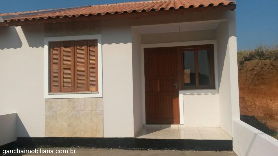 Casa 2 Dorm, Centro, Nova Santa Rita (289605)