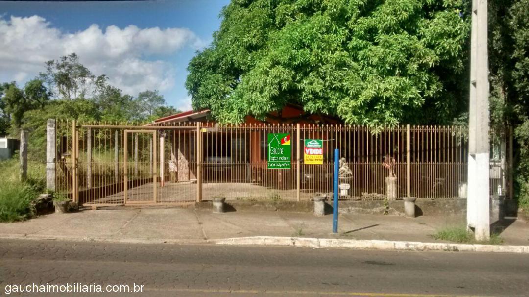 Casa 4 Dorm, Centro, Nova Santa Rita (312218)