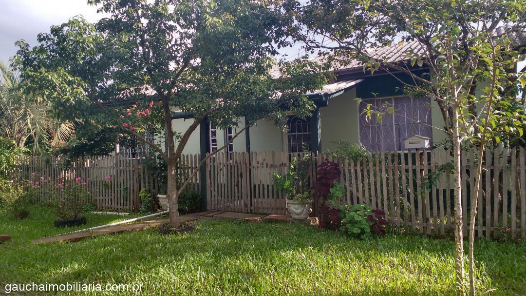Casa 3 Dorm, Centro, Nova Santa Rita (335700)