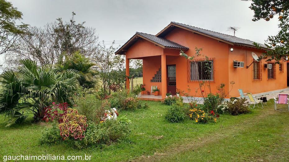 Casa 3 Dorm, Morretes, Nova Santa Rita (336505)