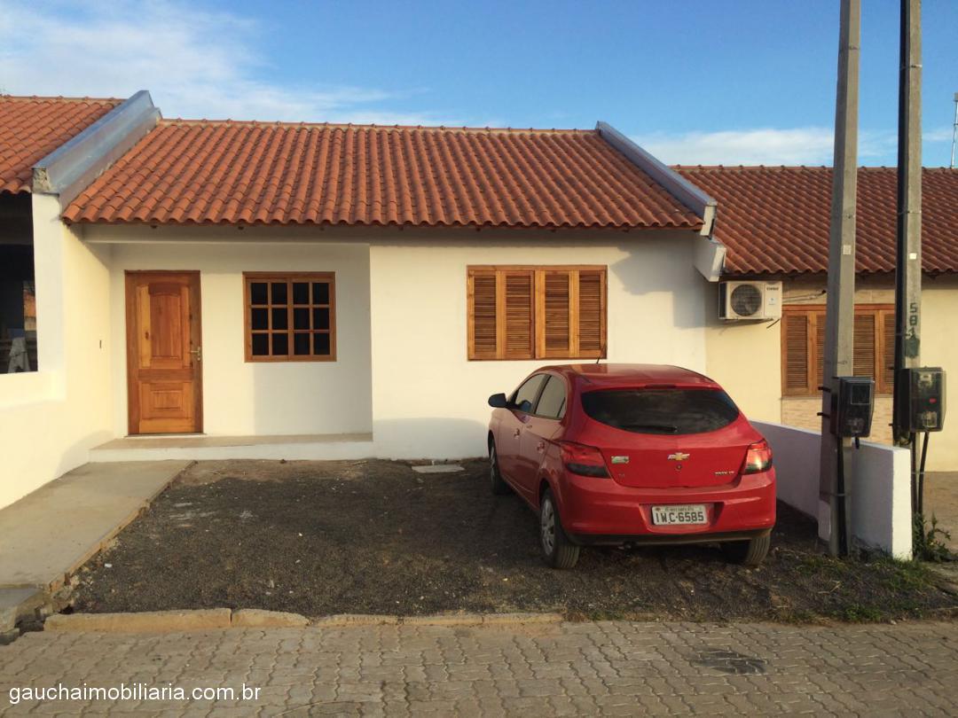 Casa 2 Dorm, Califórnia, Nova Santa Rita (336549) - Foto 2