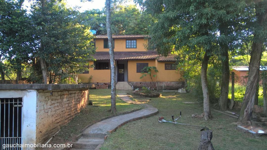 Casa 2 Dorm, Centro, Nova Santa Rita (351330)