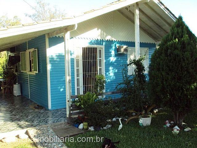 Casa 2 Dorm, Berto Cirio, Nova Santa Rita (84486)