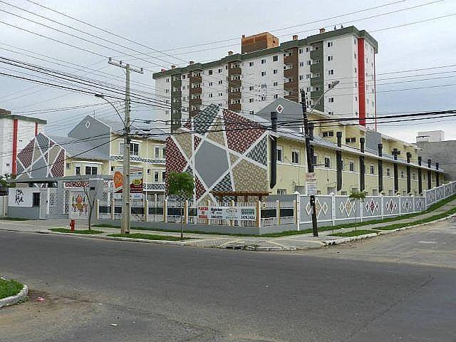 Casa 2 Dorm, Marechal Rondon, Canoas (268291)