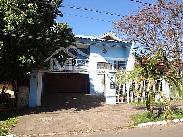 Casa 4 Dorm, Marechal Rondon, Canoas (275132)