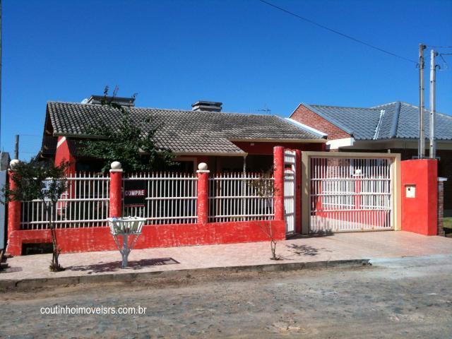 Casa 4 Dorm, Amaral Ribeiro, Sapiranga (102384) - Foto 3