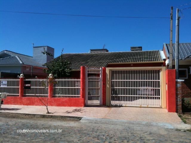Casa 4 Dorm, Amaral Ribeiro, Sapiranga (102384) - Foto 2