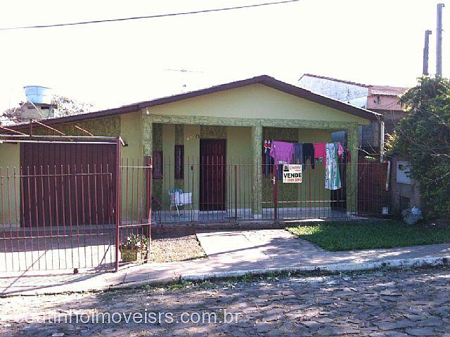 Coutinho Imóveis - Casa 3 Dorm, Vila Irma (105589) - Foto 2