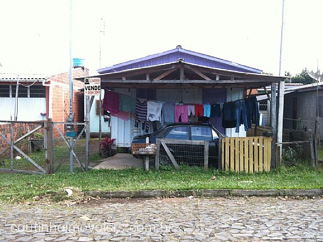 Imóvel: Casa 2 Dorm, Operária, Sapiranga (106059)