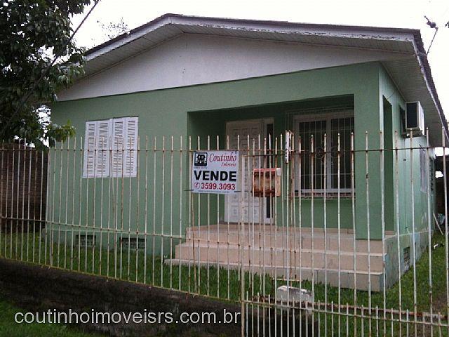 Coutinho Imóveis - Casa 3 Dorm, Amaral Ribeiro - Foto 2