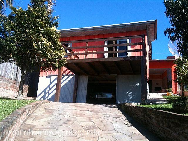 Coutinho Imóveis - Casa 2 Dorm, São Luiz (114329)