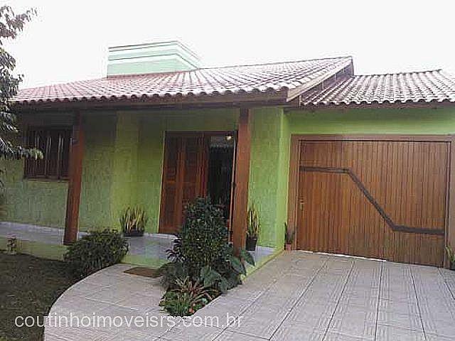 Casa 3 Dorm, Centenário, Sapiranga (124242)