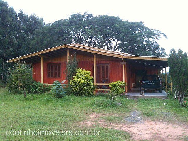Casa 2 Dorm, Integração, Nova Hartz (139197)