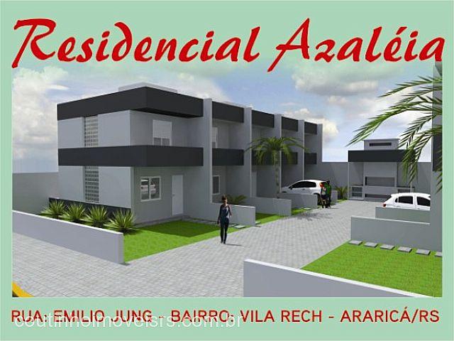 Casa 2 Dorm, Azaleia, Ararica (150332) - Foto 10
