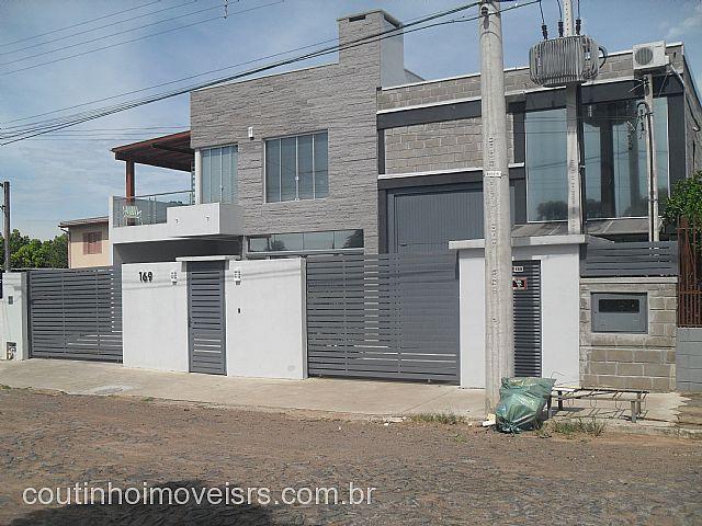 Casa 3 Dorm, Sete de Setembro, Sapiranga (196445)