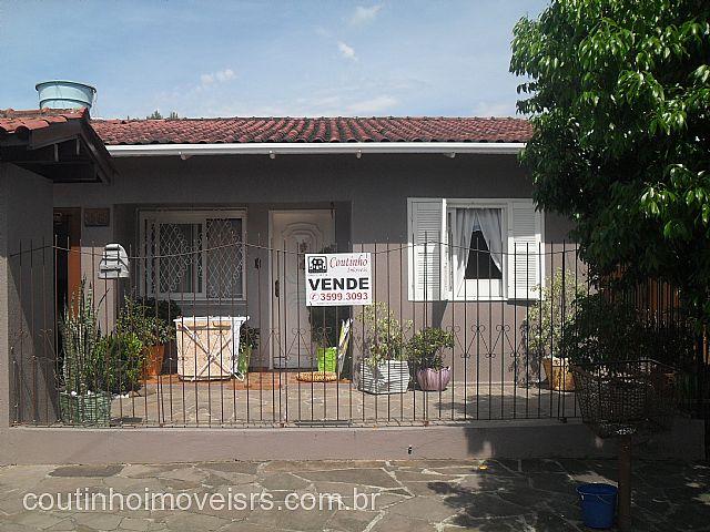 Casa 3 Dorm, Amaral Ribeiro, Sapiranga (196479)
