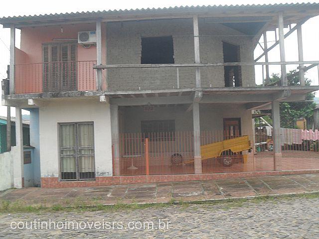 Casa 2 Dorm, Amaral Ribeiro, Sapiranga (242095)