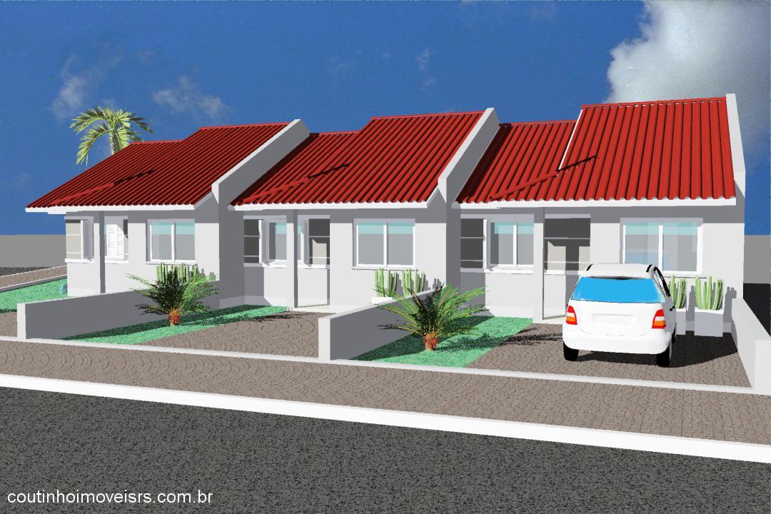 Coutinho Imóveis - Casa, Oeste, Sapiranga (313306)