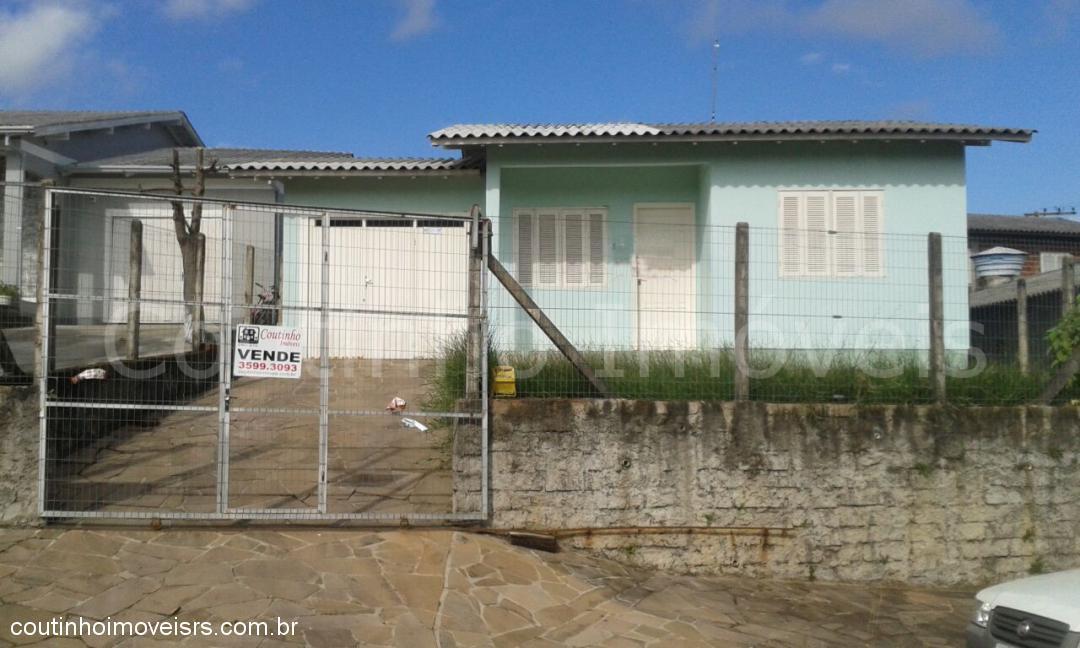 Casa 2 Dorm, Amaral Ribeiro, Sapiranga (315759) - Foto 3