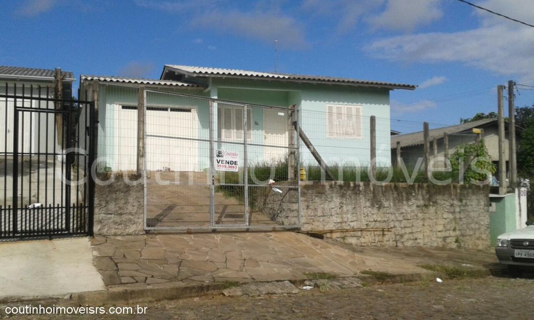 Casa 2 Dorm, Amaral Ribeiro, Sapiranga (315759) - Foto 2