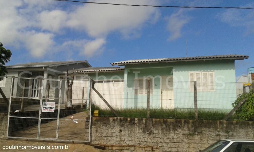 Casa 2 Dorm, Amaral Ribeiro, Sapiranga (315759)