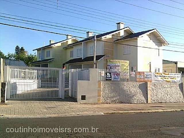 Casa 3 Dorm, Amaral Ribeiro, Sapiranga (89920)