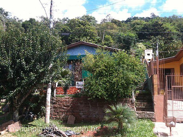 Coutinho Imóveis - Casa 3 Dorm, Novo Centenário