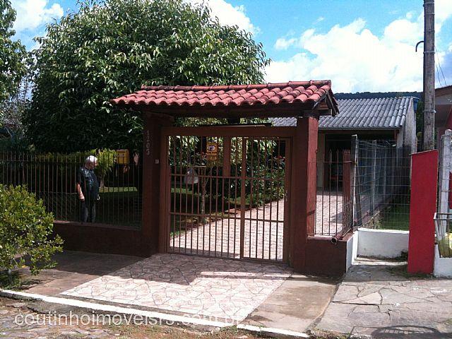 Casa 3 Dorm, Oeste, Sapiranga (93937)