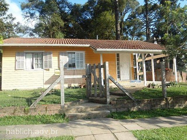 Casa 3 Dorm, Centro, Canela (106171)
