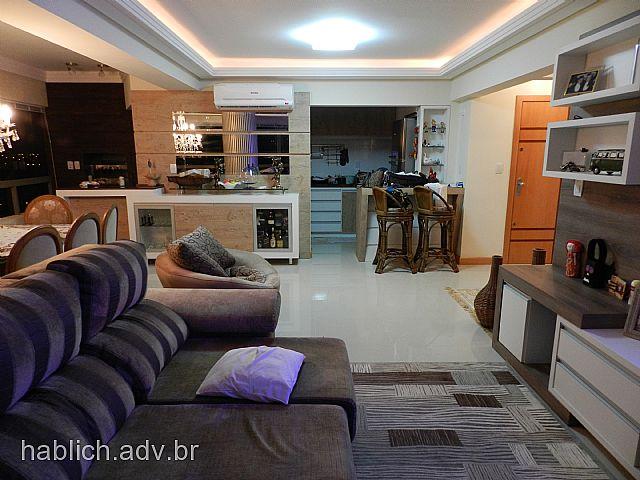 Apto 3 Dorm, Centro, Tramandaí (161642)