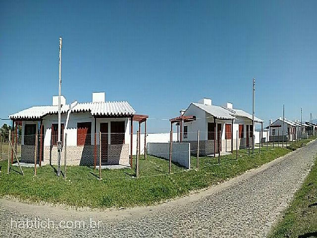 Casa 2 Dorm, Nova Nordeste, Imbé (268323)