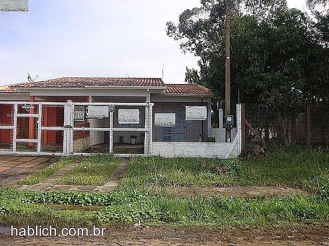Casa 2 Dorm, Zona Nova, Tramandaí (270820)