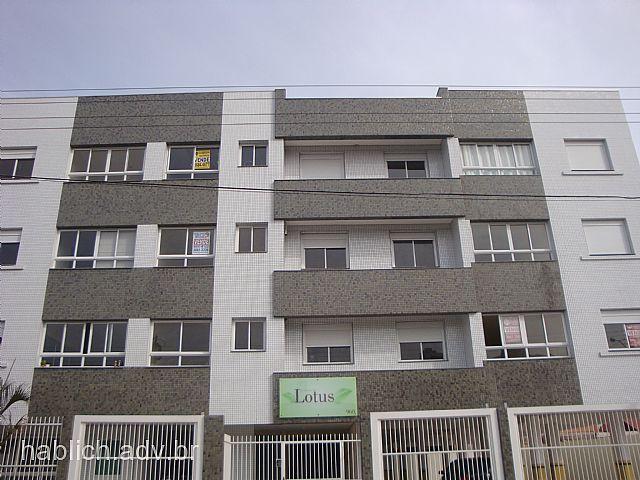 Apto 2 Dorm, Centro, Tramandaí (281949)