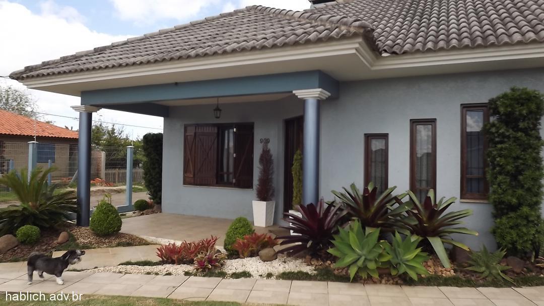 Casa 3 Dorm, Indianópolis, Tramandaí (338003)