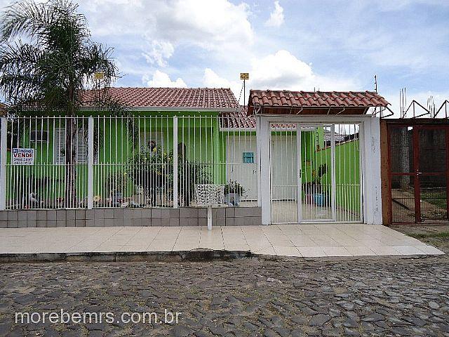 Casa 2 Dorm, Parque da Matriz, Cachoeirinha (103651)