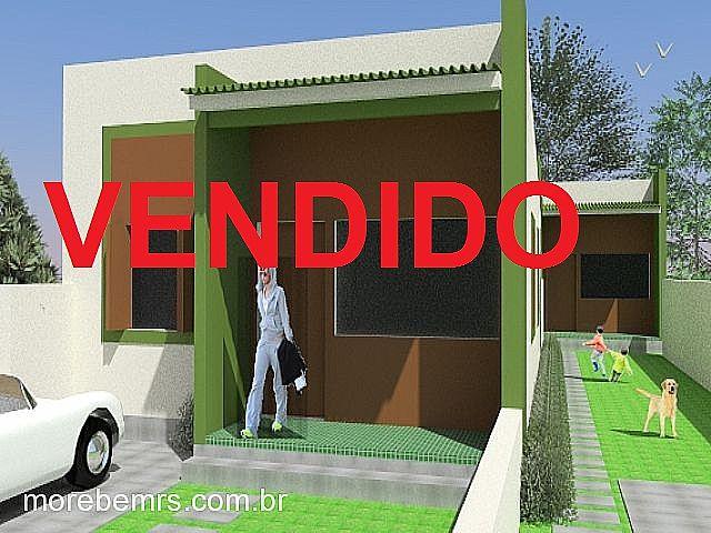 More Bem Imóveis - Casa 2 Dorm, Vera Cruz (126699)