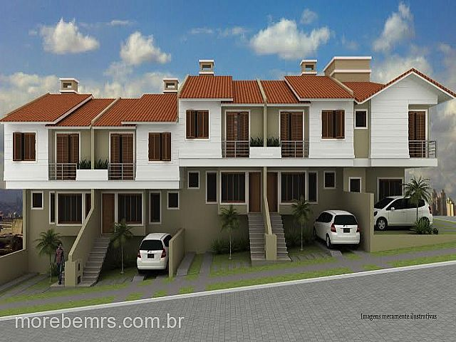 More Bem Imóveis - Casa 3 Dorm, Dom Feliciano