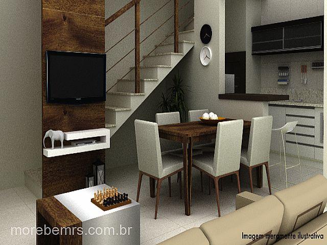 More Bem Imóveis - Casa 3 Dorm, Dom Feliciano - Foto 2