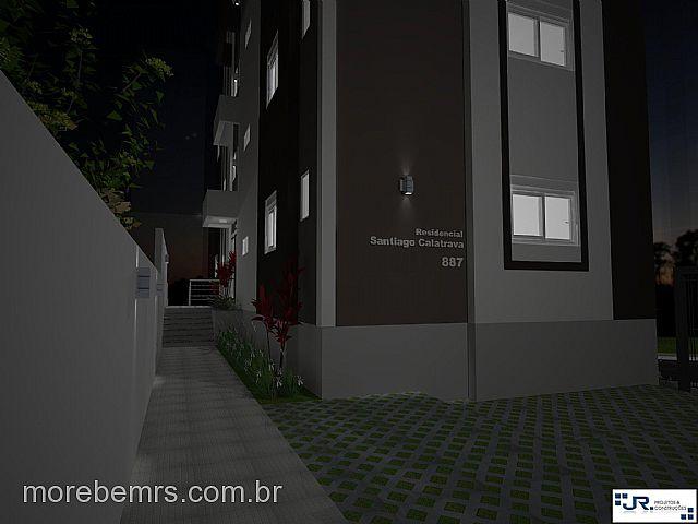 Apto 2 Dorm, Parque Brasilia, Cachoeirinha (137661) - Foto 3